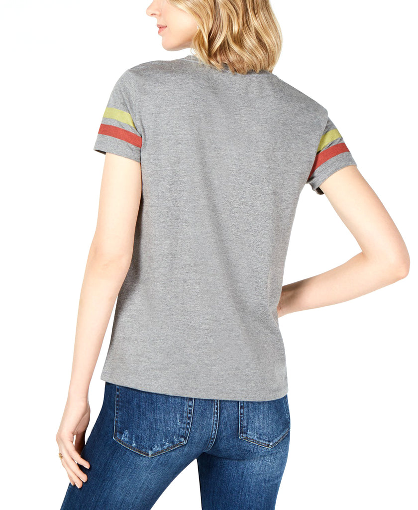 Lucky Brand | Queen Graphic Short-Sleeve Top