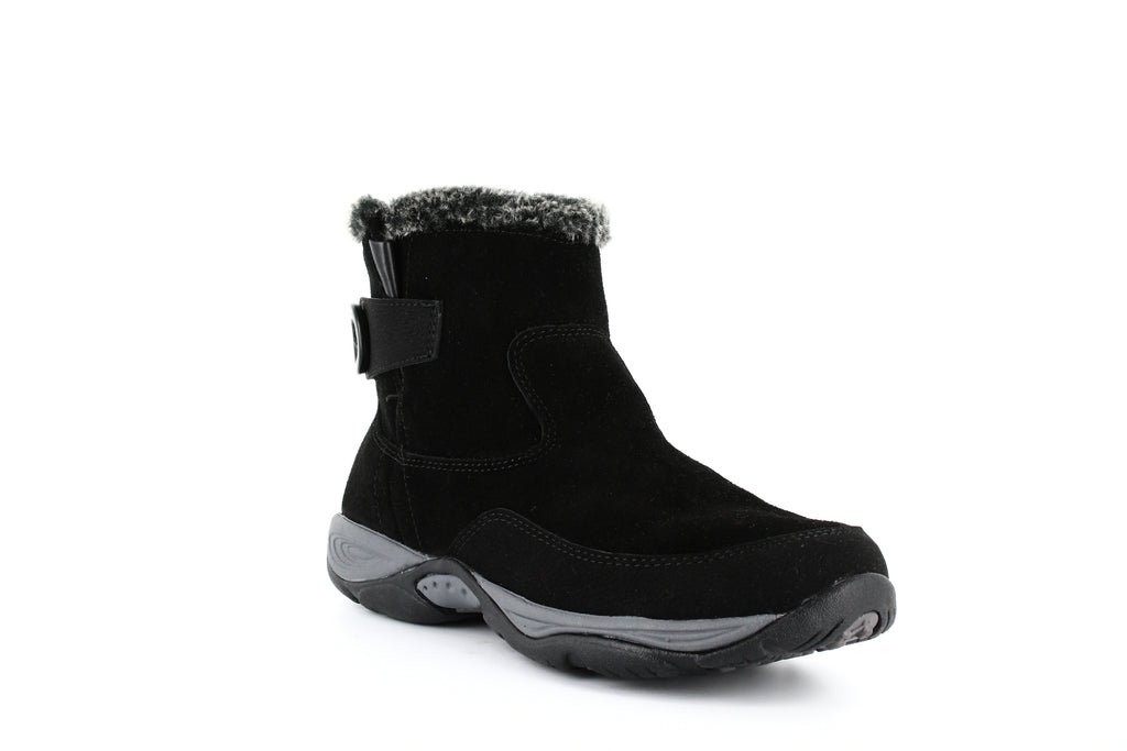 Yieldings Discount Shoes Store's Excel 8 Ankle Boots by Easy Spirit in Black