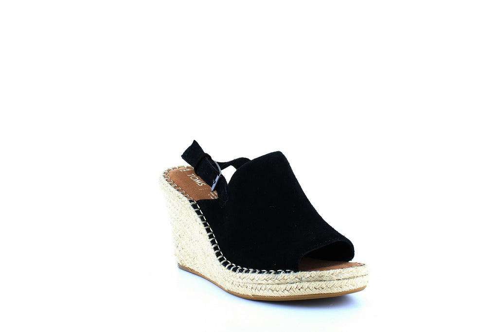 Toms | Monica Espadrille Wedges