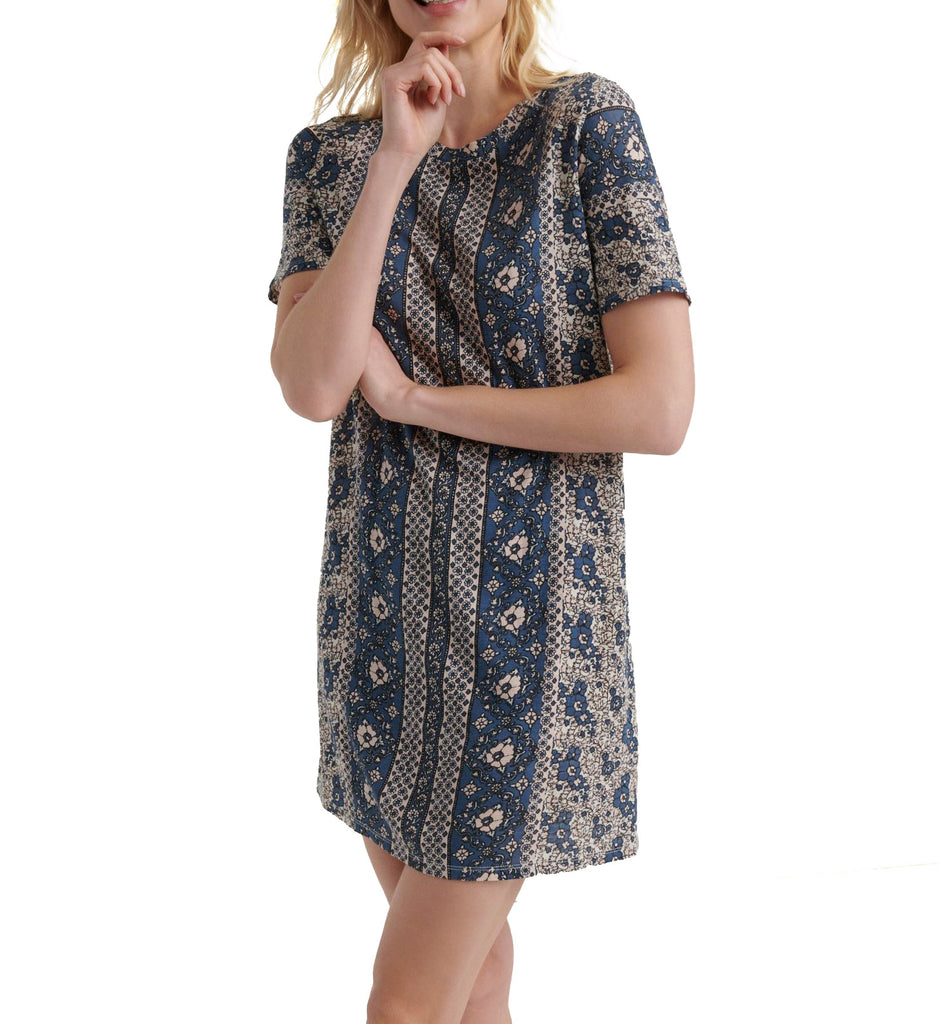 Lucky Brand | The Summer Tee Printed Dress