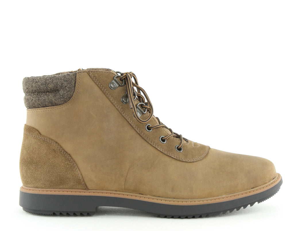 Yieldings Discount Shoes Store's Raisie Vita Boot by Clarks in Olive