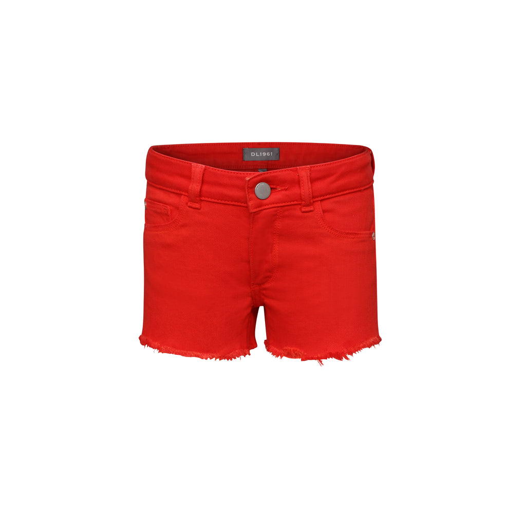 Yieldings Discount Clothing Store's Lucy - Short by DL1961 in Candy Apple