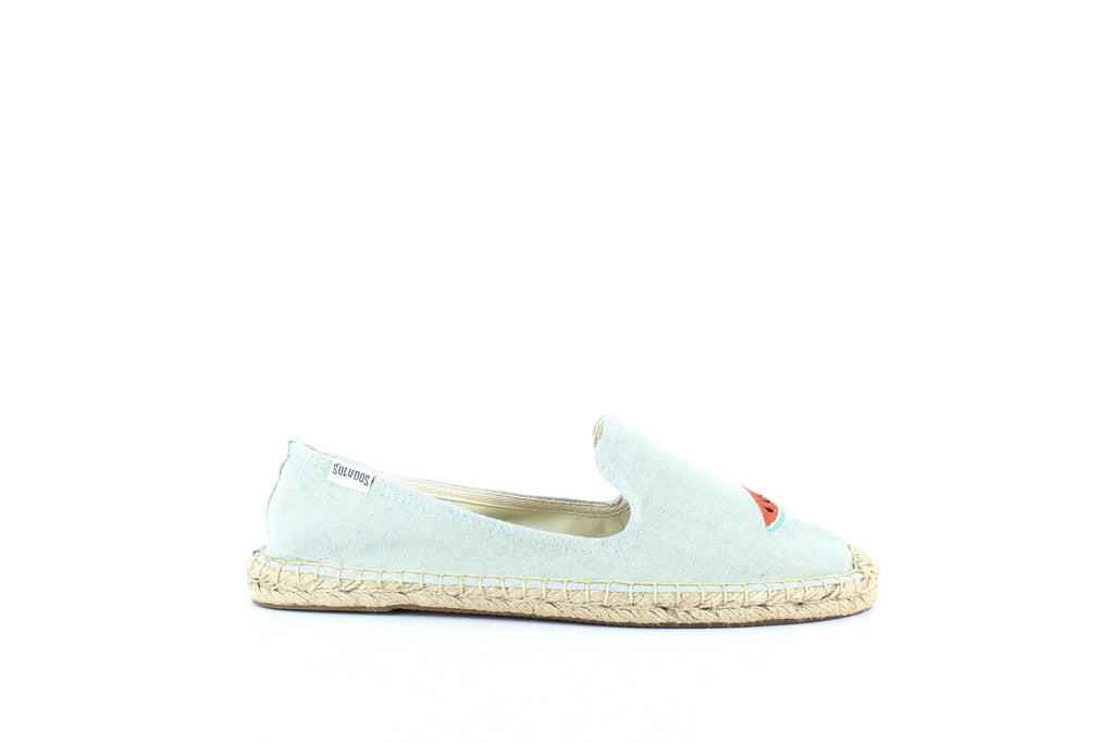 Soludos | Watermelon Smoking Slipper Espadrilles
