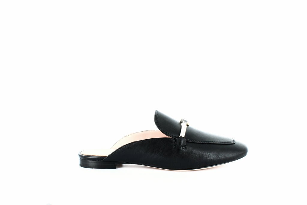 Yieldings Discount Shoes Store's Laura Dress Flats by Kate Spade in Black