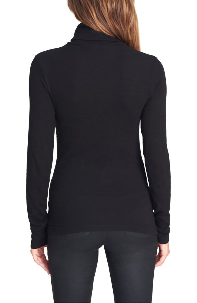 Sanctuary | Ribbed Turtleneck Top