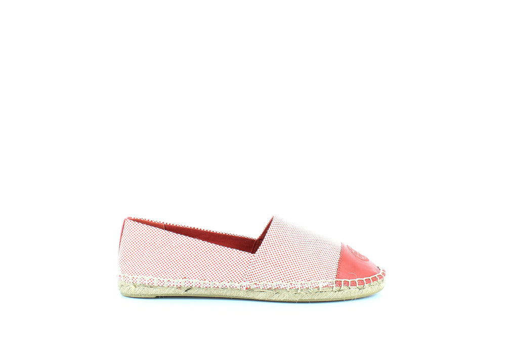 Tory Burch | Color Block Flat Espadrilles