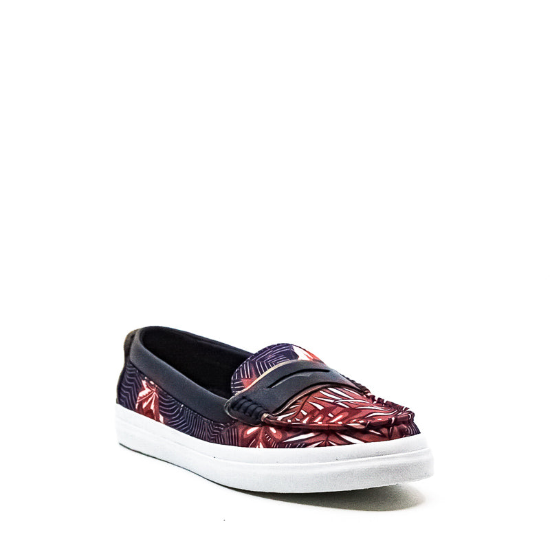 Yieldings Discount Shoes Store's Pinch Weekender LX Loafer Sneakers by Cole Haan in Tropical Navy