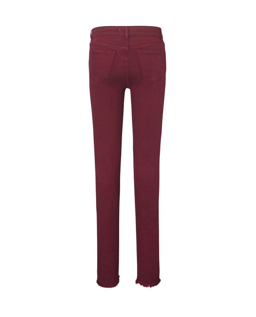 Yieldings Discount Clothing Store's Chloe - Skinny by DL1961 in Carmine