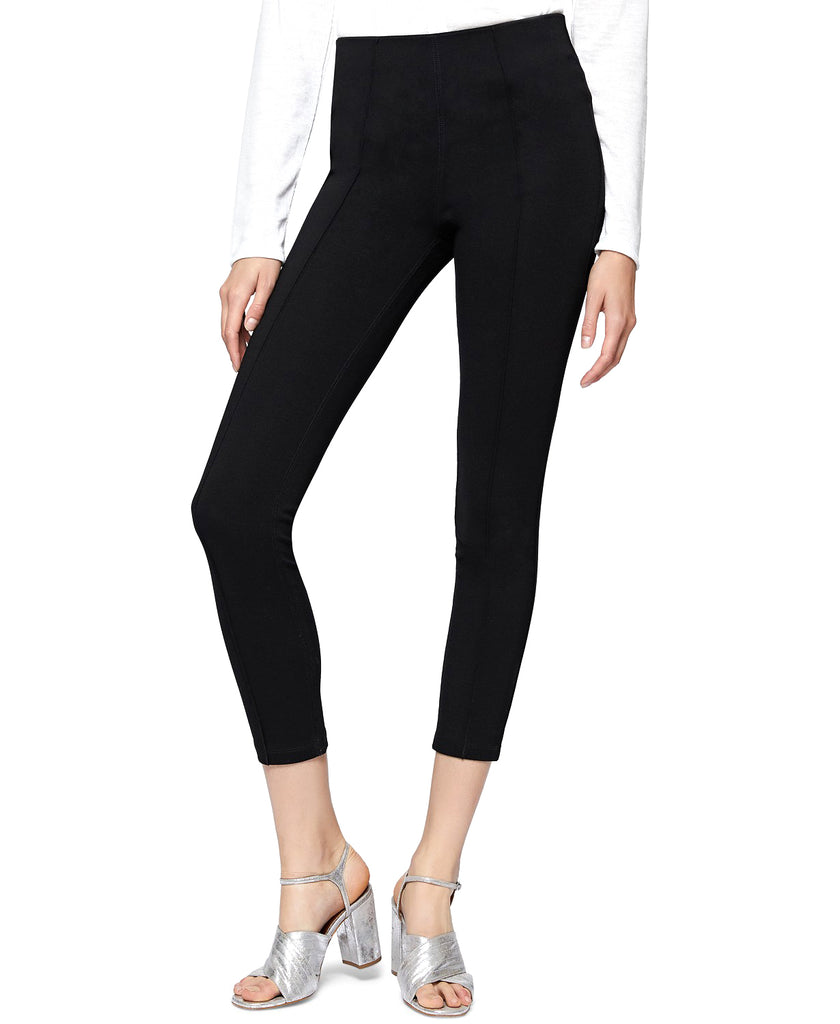 Yieldings Discount Clothing Store's Capri Leggings by Sanctuary in Black