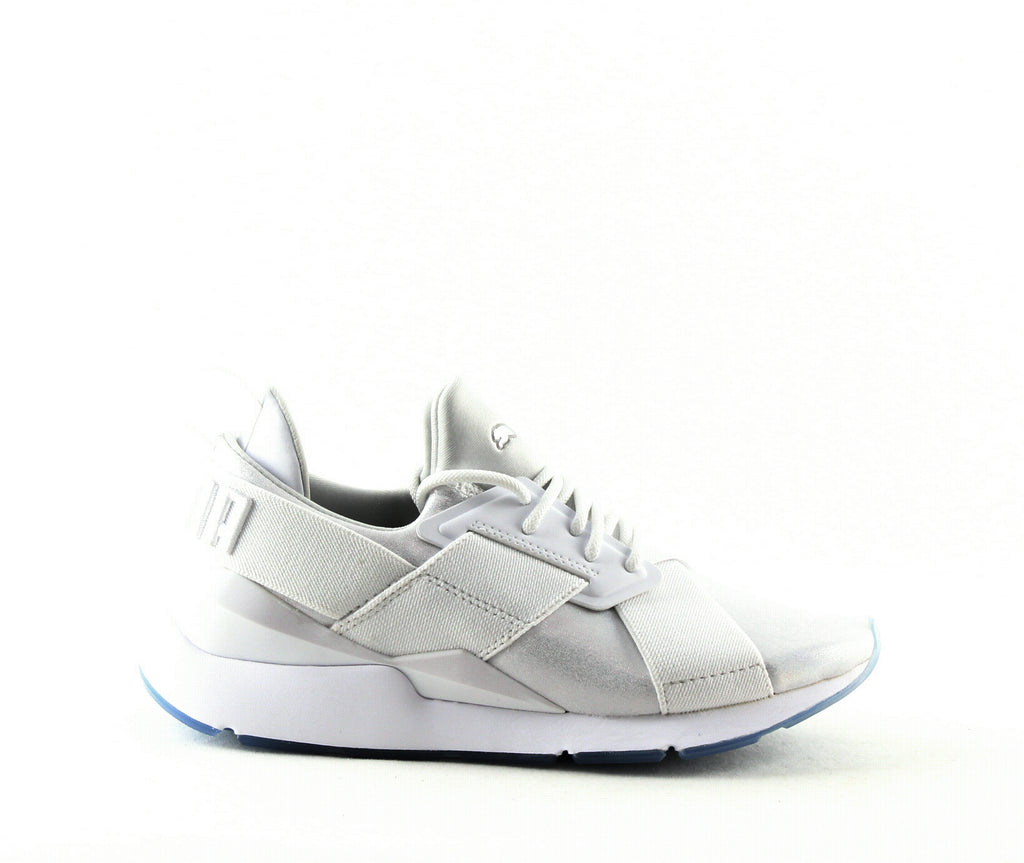 Yieldings Discount Shoes Store's Muse Ice Sneakers by Puma in Puma White