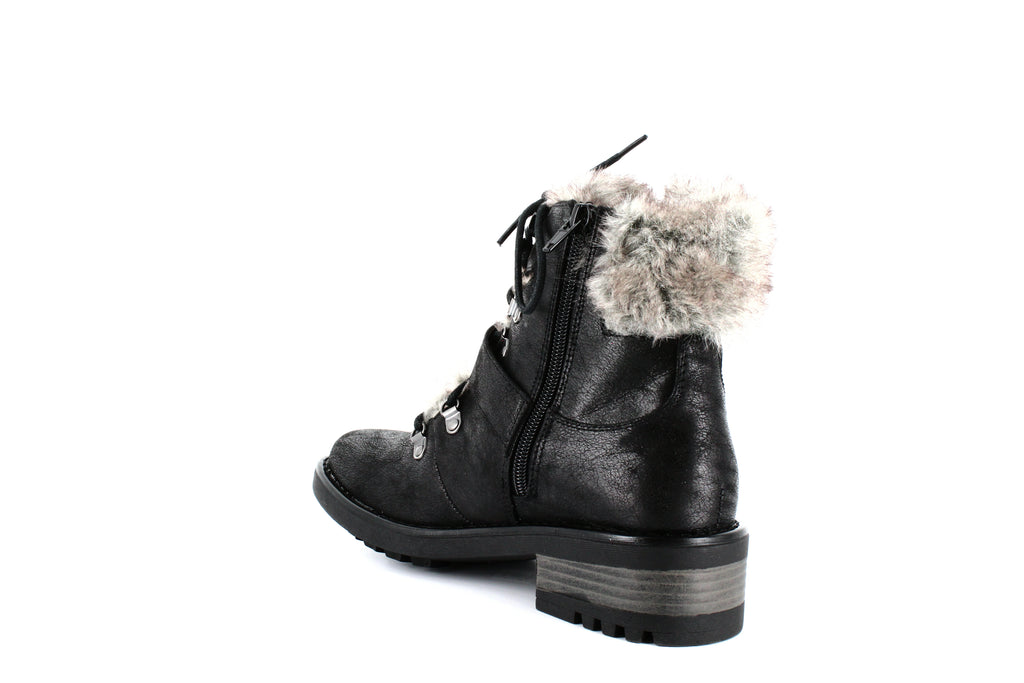 Yieldings Discount Shoes Store's Syracuse Winter Boots by Carlos by Carlos Santana in Black