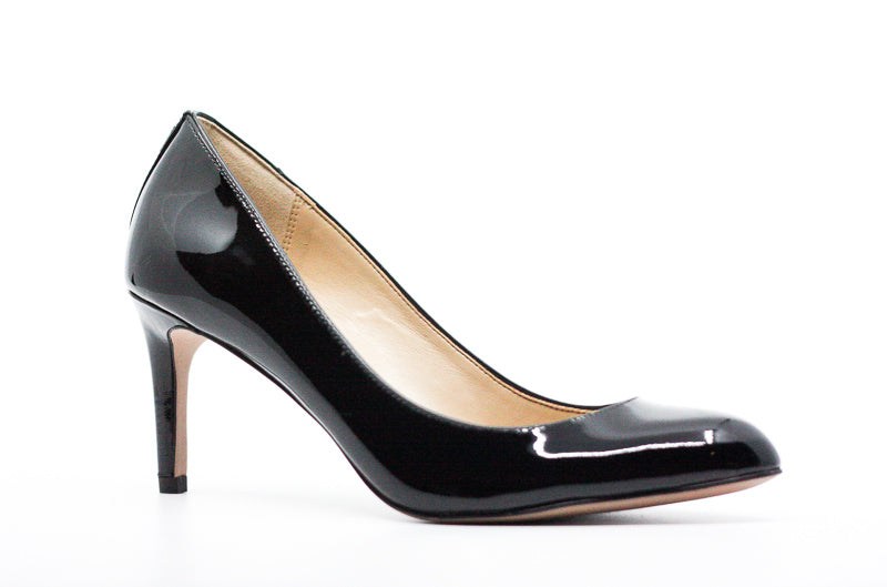 Coach | Devon Patent Pumps