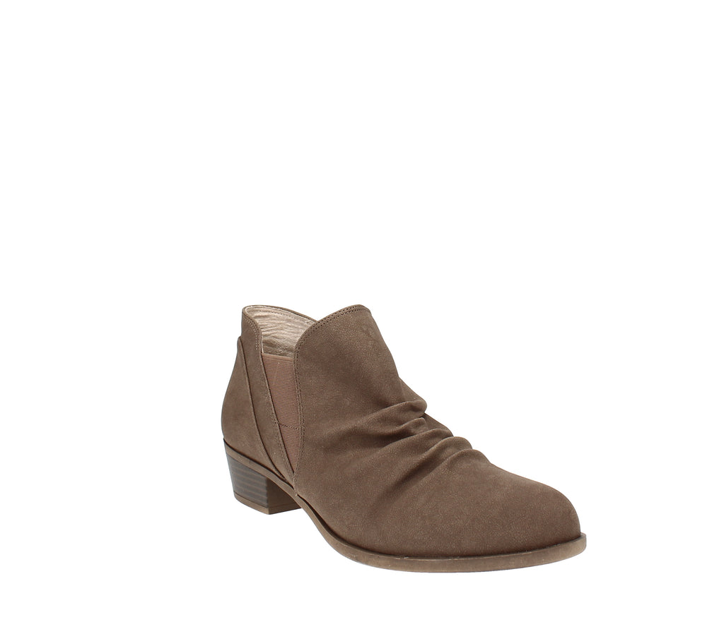Yieldings Discount Shoes Store's Aurora Booties by LifeStride in Brown