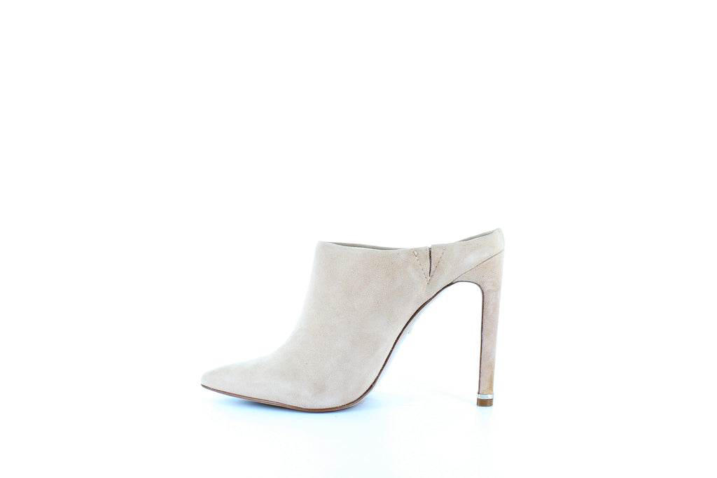 Yieldings Discount Shoes Store's Riley 110 Mules by Kenneth Cole in Dusty Rose