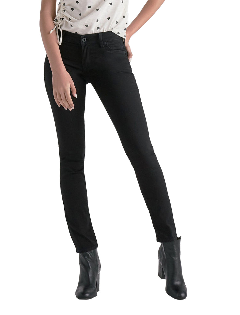 Yieldings Discount Clothing Store's Lolita Skinny Jeans by Lucky Brand in Black