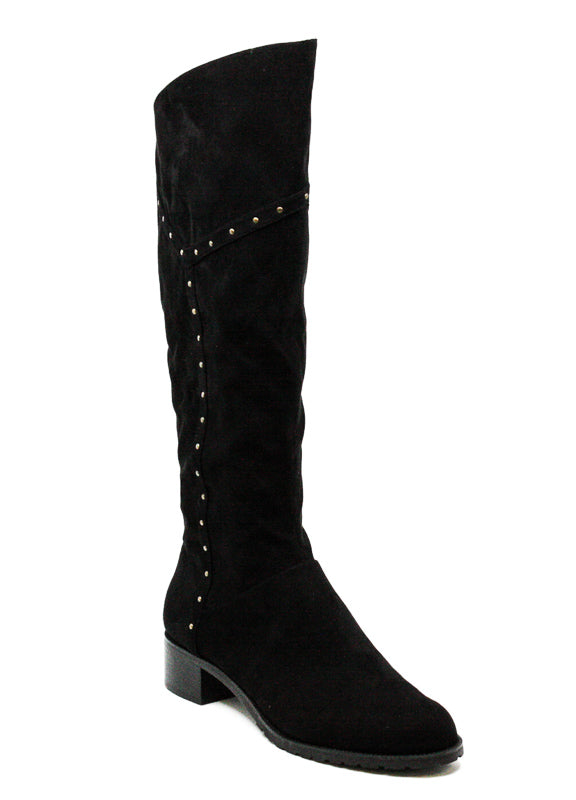 Yieldings Discount Shoes Store's Alanis II Boots by Bella Vita in Black