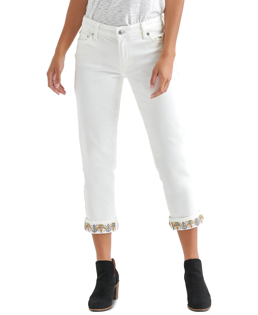 Lucky Brand | Sweet Crop Jeans