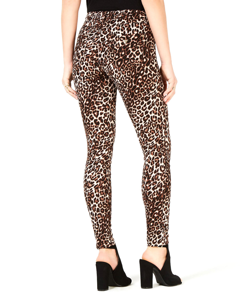 Guess | Leopard 1981 Skinny Jeans