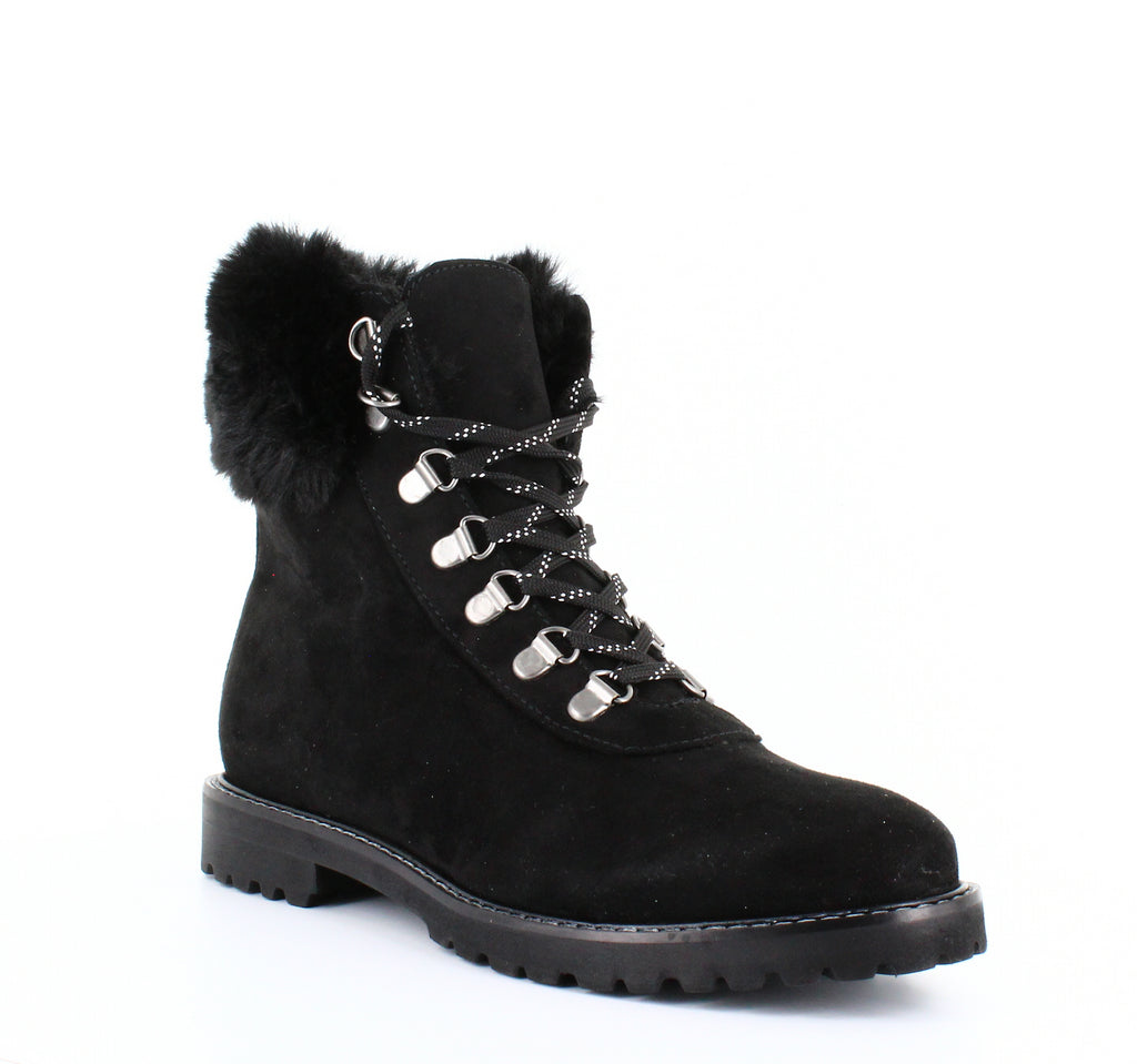 Yieldings Discount Shoes Store's Trail Boots by Reaction Kenneth Cole in Black
