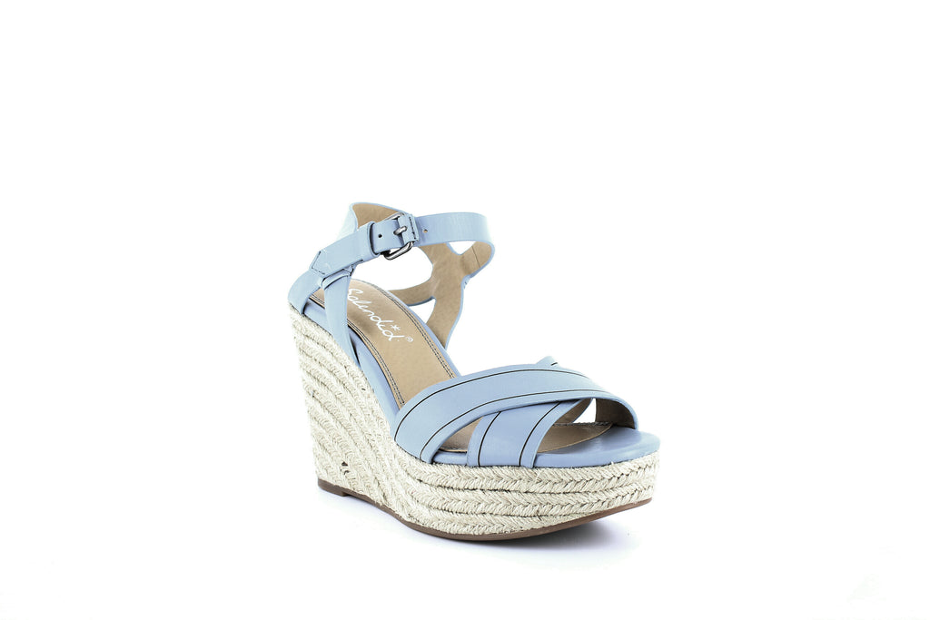 Splendid | Taffeta Wedge Sandals