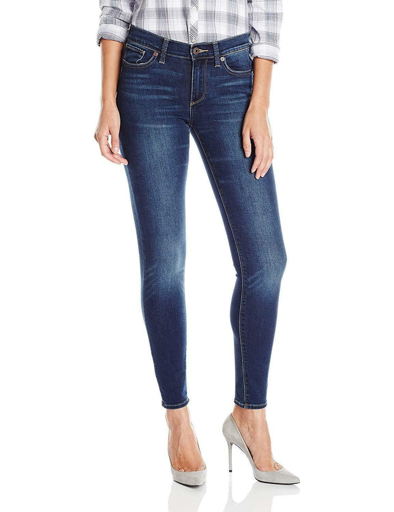 Yieldings Discount Clothing Store's Brooke Jeggings Wash by Lucky Brand in Azure Blue