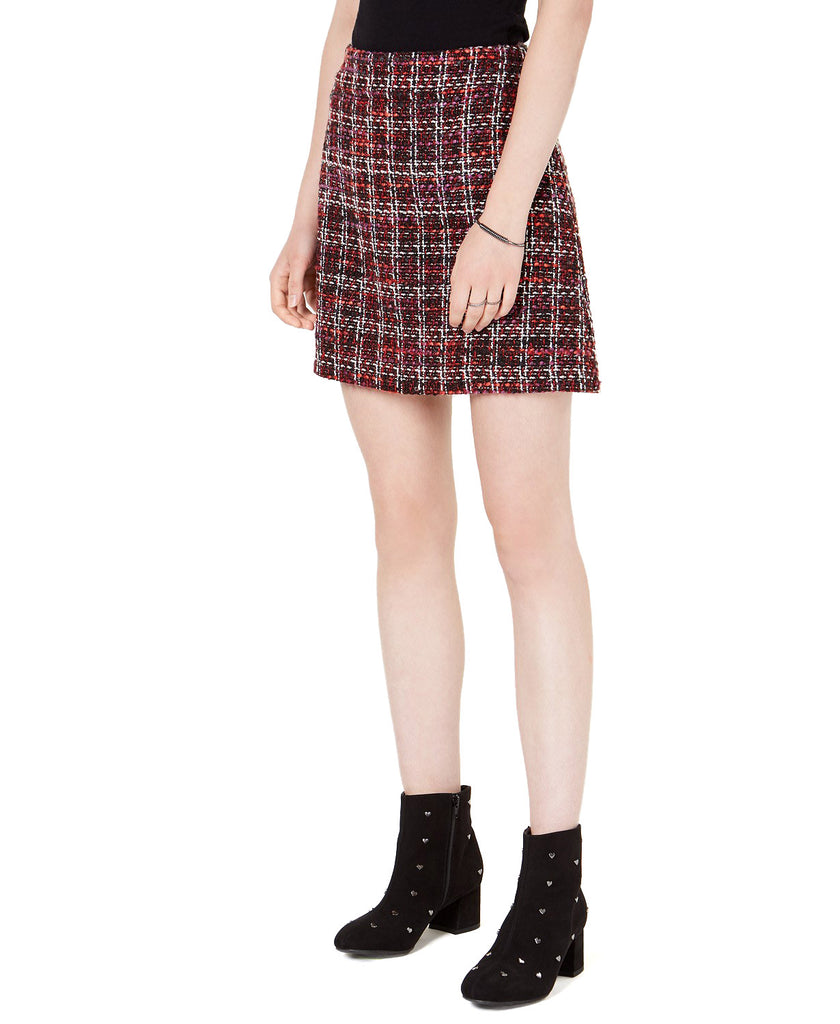 Maison Jules | Tweed Mini Skirt