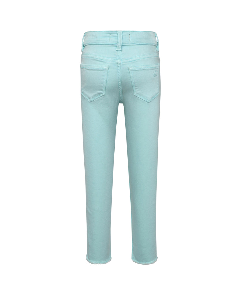 Yieldings Discount Clothing Store's Chloe - Skinny by DL1961 in Bleached Aqua