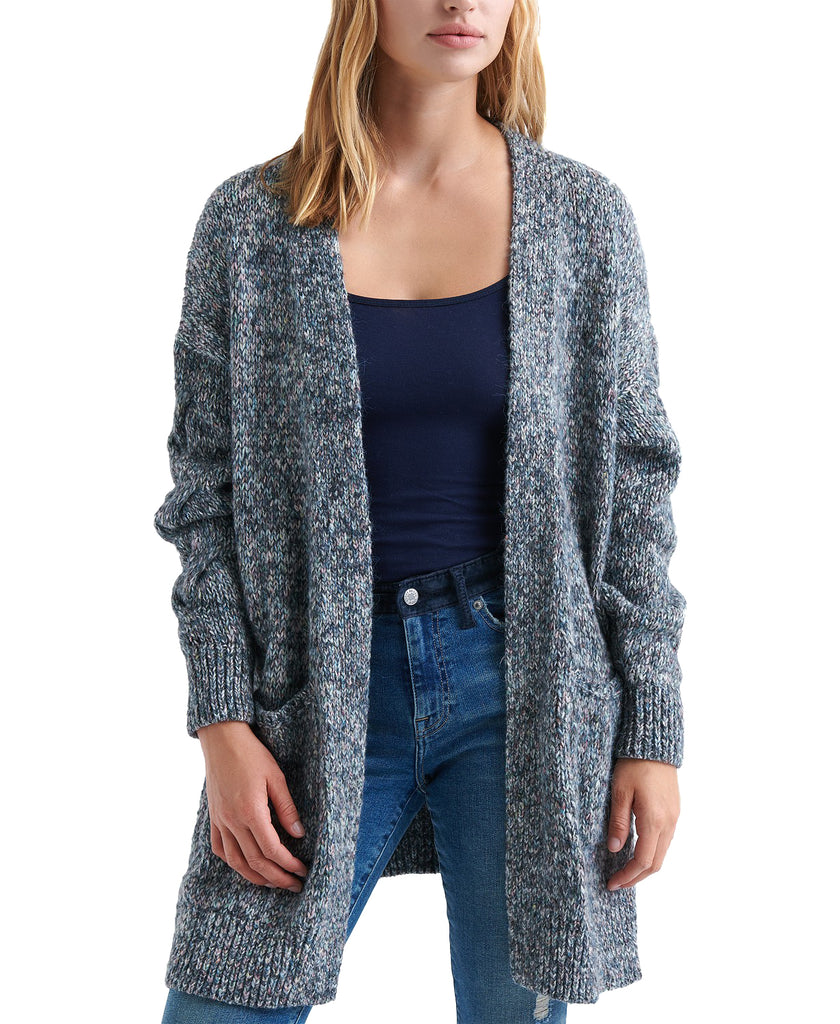Lucky Brand | Cable Sleeve Cardigan