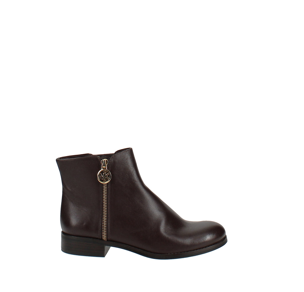 Yieldings Discount Shoes Store's Jaycie Booties by MICHAEL Michael Kors in Nutmeg