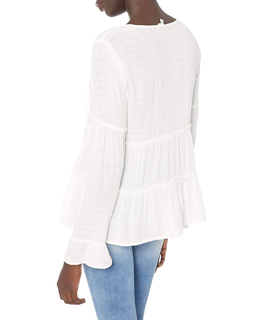 Lucky Brand | Peasant Top