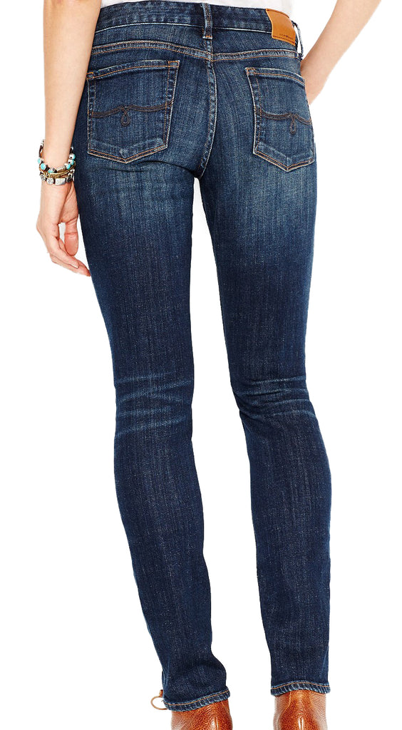 Yieldings Discount Clothing Store's Lolita Skinny Jeans by Lucky Brand in Matira