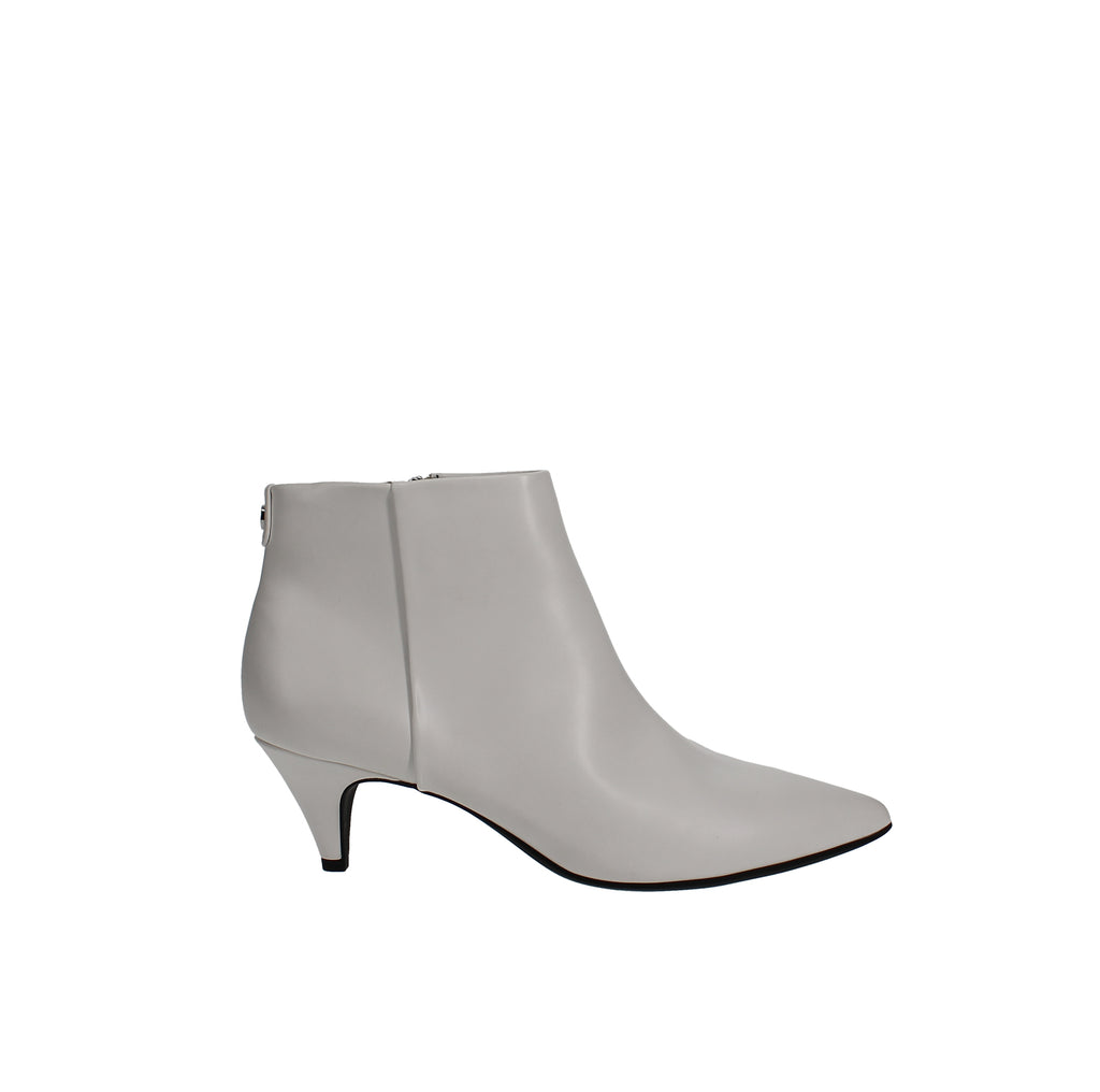 Yieldings Discount Shoes Store's Kirby Ankle Booties by Circus by Sam Edelman in Bright White