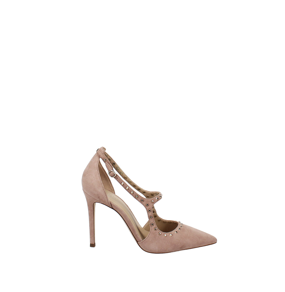 Yieldings Discount Shoes Store's Ava Pumps by MICHAEL Michael Kors in Tuscan Rose