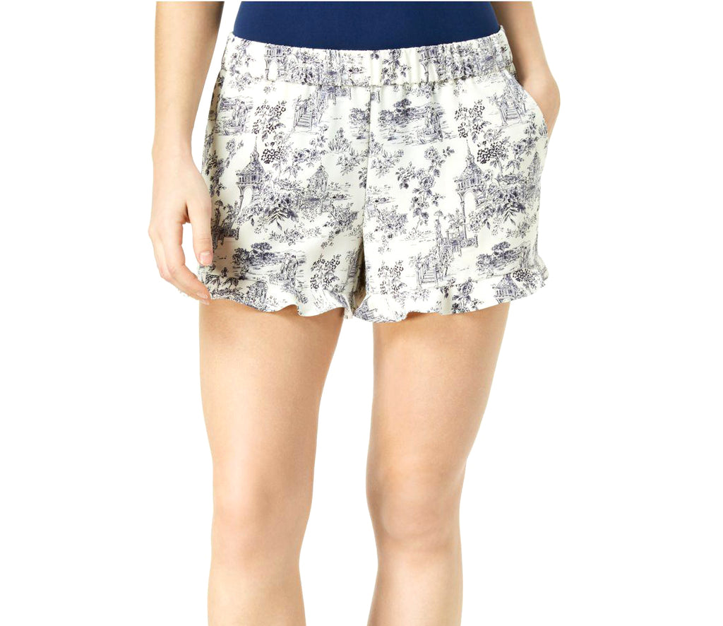 Yieldings Discount Clothing Store's Soft Short Shorts by Maison Jules in Cloud