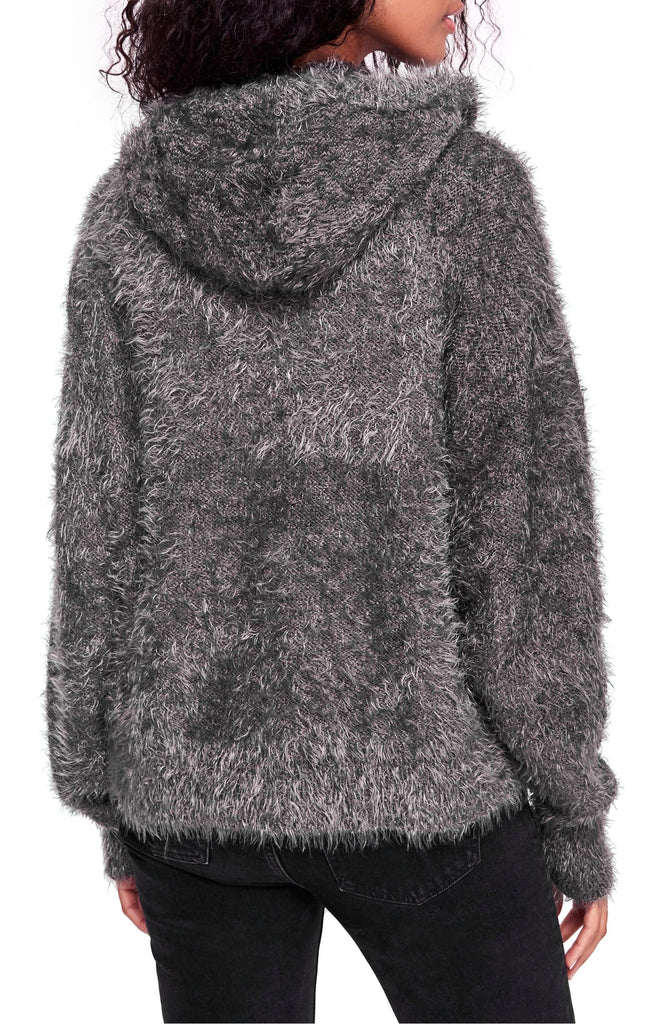 Yieldings Discount Clothing Store's Light as a Feather Hoodie by Free People in Grey