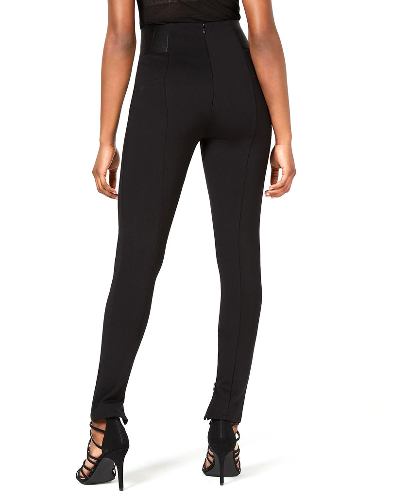 Yieldings Discount Clothing Store's Aiko Leggings by Guess in Jet Black