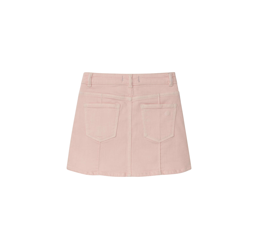 Yieldings Discount Clothing Store's Jenny - Skirt by DL1961 in Rosewater