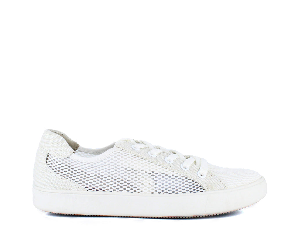 Yieldings Discount Shoes Store's Morrison 3 Mesh Sneakers by Naturalizer in White