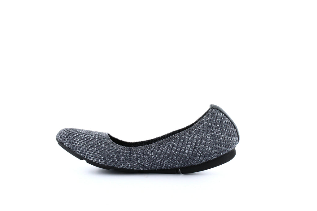 Yieldings Discount Shoes Store's Tamii Ballet Flats by Alfani in Anthracite