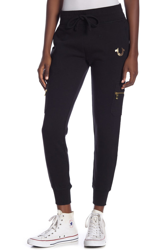 True Religion | Cargo Zip Jogger