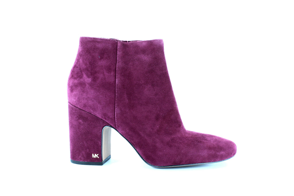 Yieldings Discount Shoes Store's Elaine Booties by MICHAEL Michael Kors in Mulberry