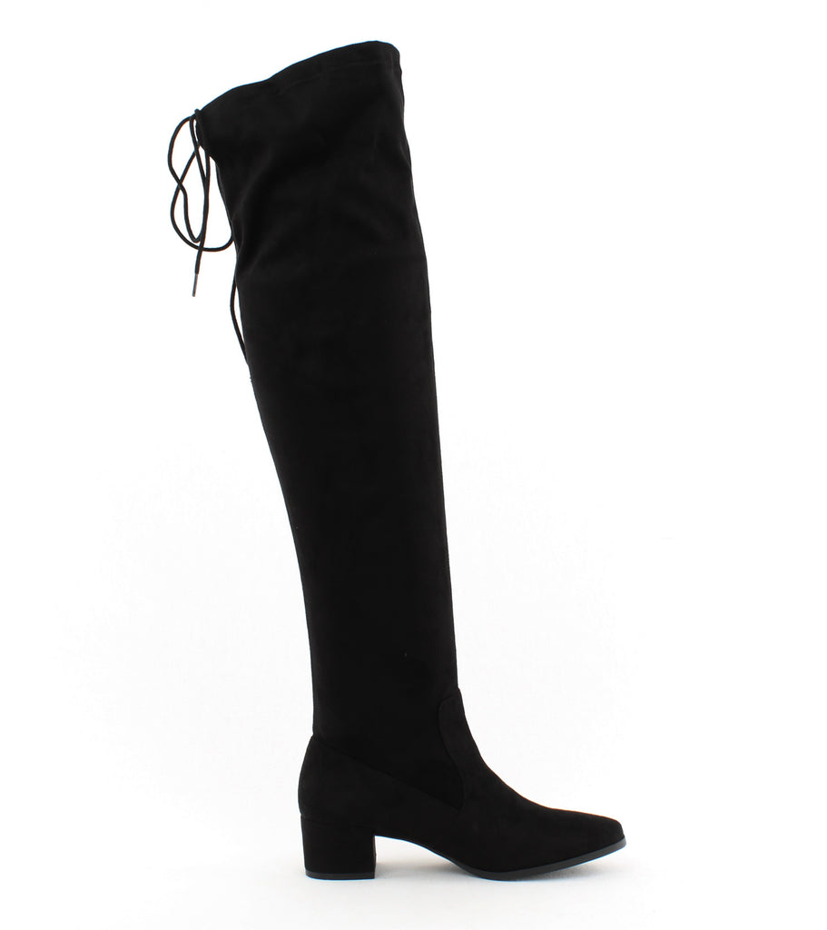 Yieldings Discount Shoes Store's Mystical Over-The-Knee Boots by Chinese Laundry in Black