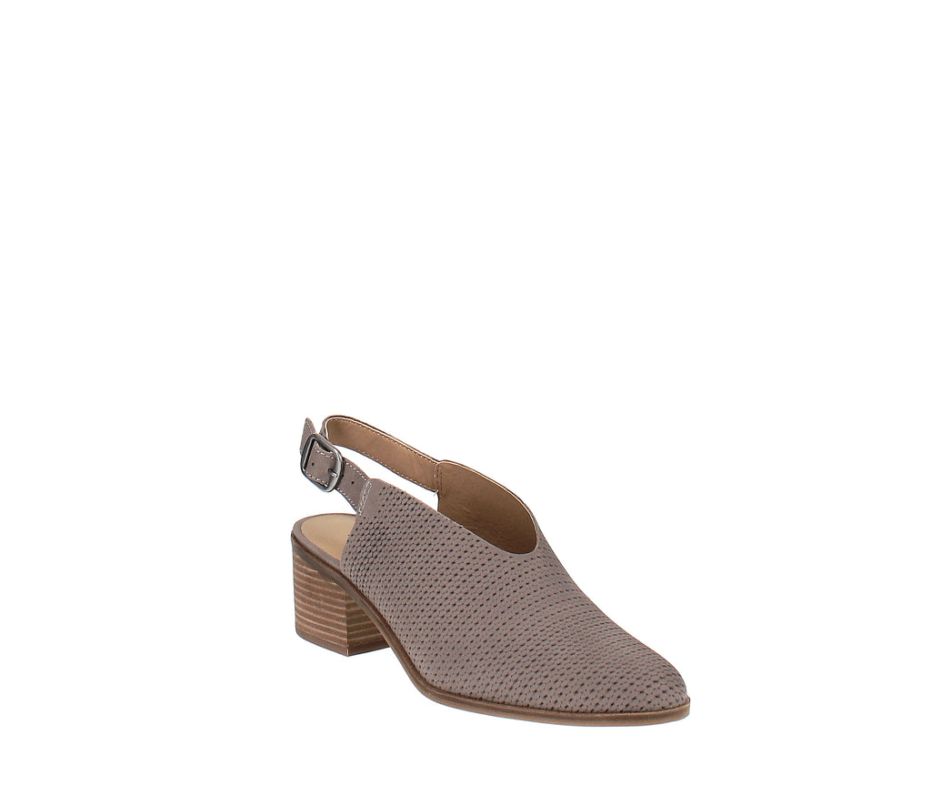 Yieldings Discount Shoes Store's Lideton Slingback Pumps by Lucky Brand in Titanium