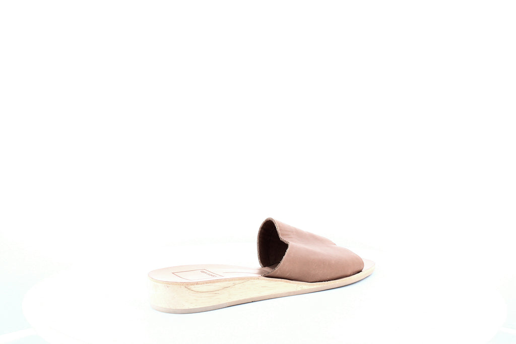Yieldings Discount Shoes Store's Hildy Slide Sandals by Dolce Vita in Caramel