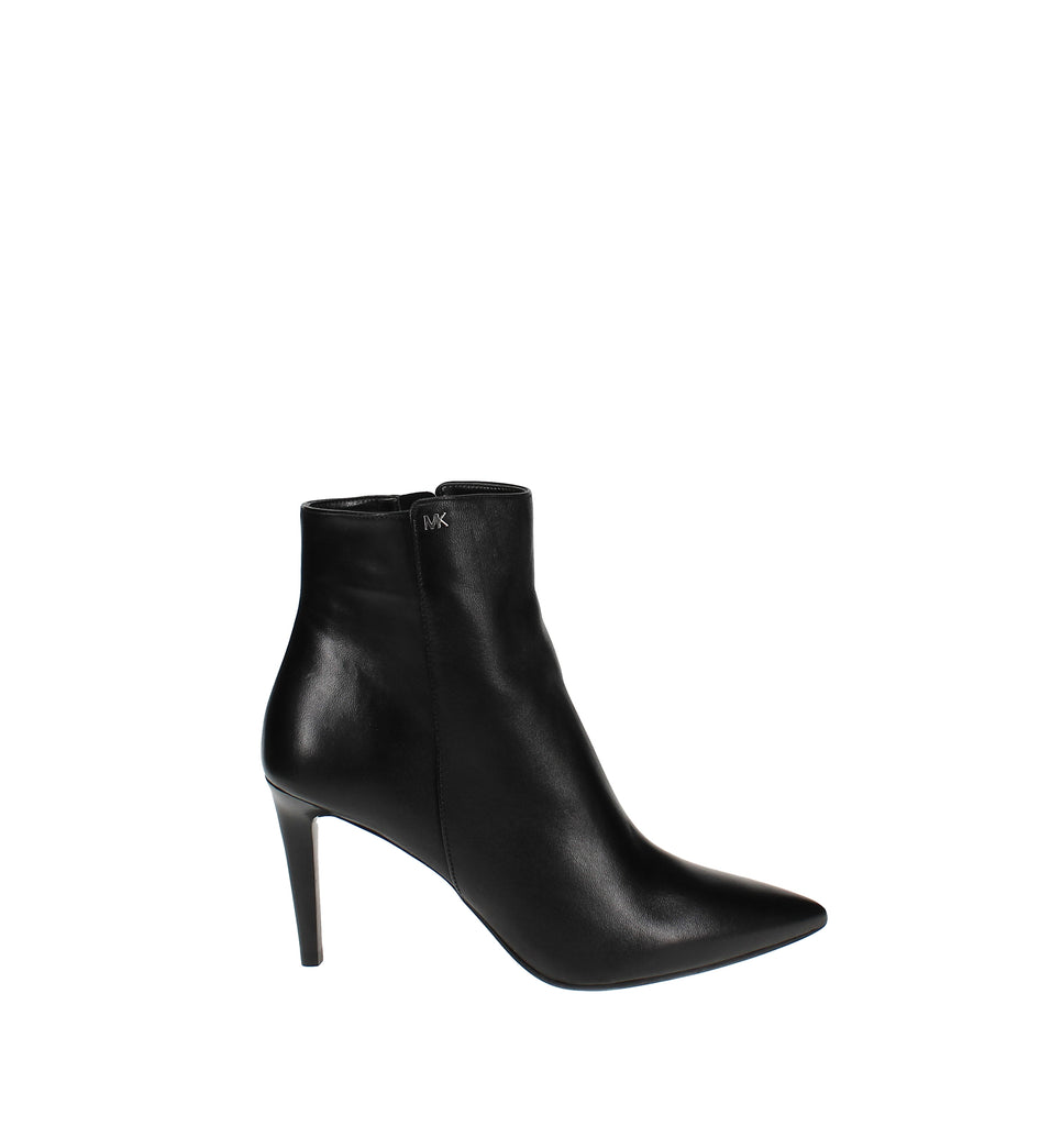 Yieldings Discount Shoes Store's Dorothy Flex Booties by MICHAEL Michael Kors in Black