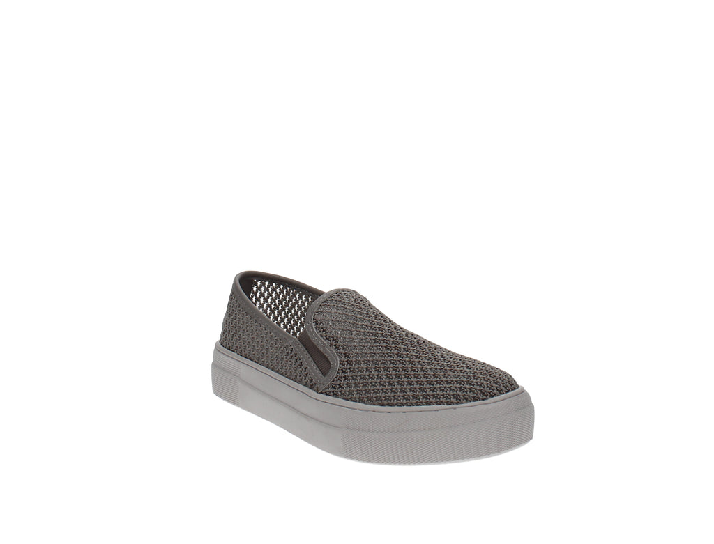 Yieldings Discount Shoes Store's Gills-M Slip-On Sneakers by Steve Madden in Grey