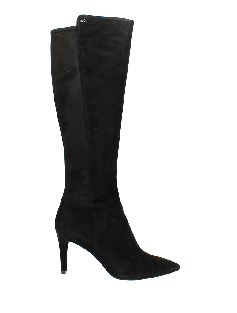 Yieldings Discount Shoes Store's Dorothy Flex Tall Boots by MICHAEL Michael Kors in Black