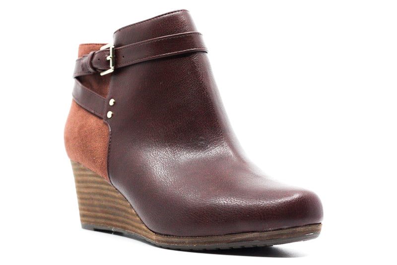 Dr. Scholl's American Lifestyle Collection | Double Wedge Boots