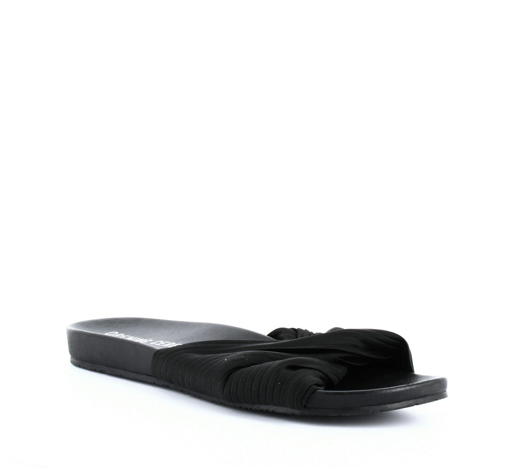 Yieldings Discount Shoes Store's Paulyna Slide Sandals by Opening Ceremony in Black