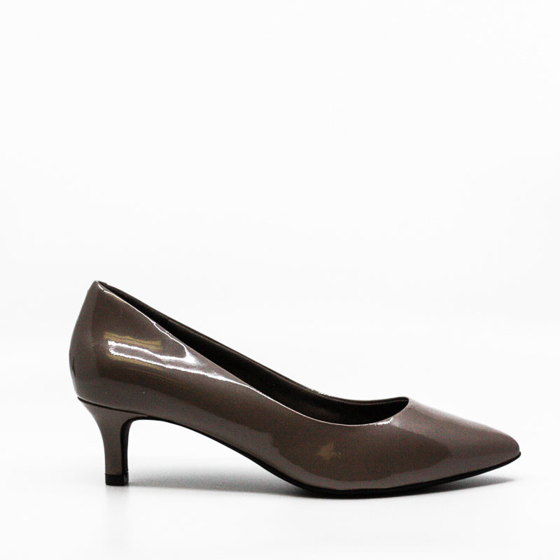 Yieldings Discount Shoes Store's Kalila Pumps by Rockport in Taupe